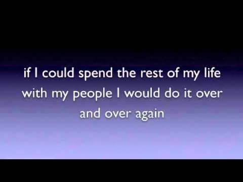 Rest of my life - Soja (lyrics)