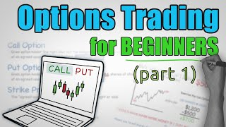Options Trading Explained - COMṖLETE BEGINNERS GUIDE (Part 1)