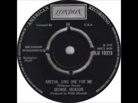 George Jackson Aretha, Sing One For Me