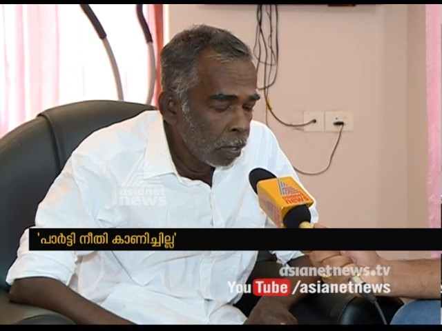 Kumaran (Sreejith's father)responds to Asianet News
