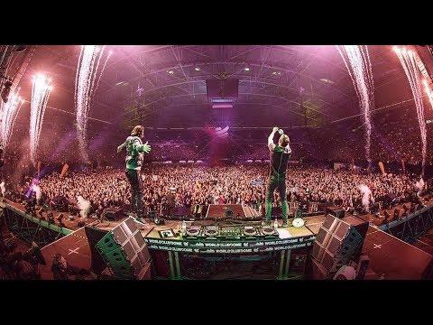 Dimitri Vegas & Like Mike vs W&W - Crowd Control (LIVE Tomorrowland 2018)