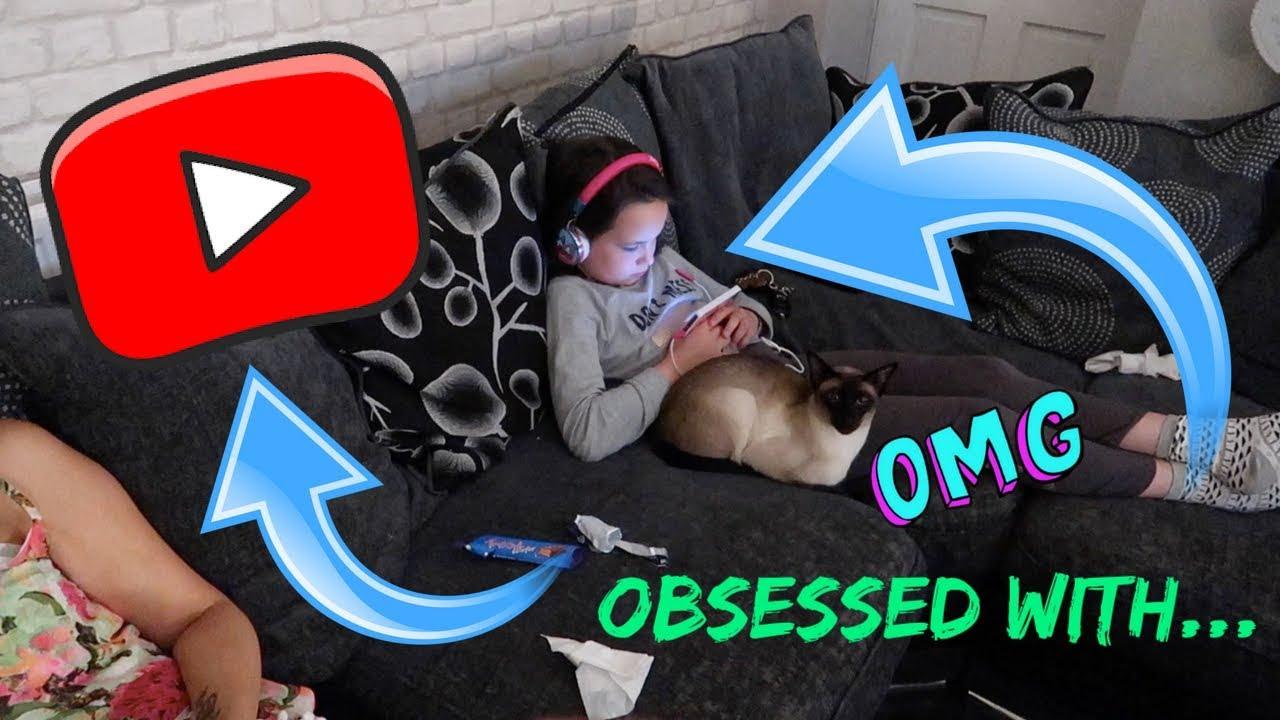 Výsledok vyhľadávania obrázkov pre dopyt obsessed with youtube