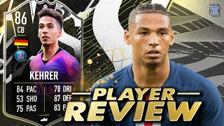 WTF?!😱 86 SBC SHOWDOWN KEHRER PLAYER REVIEW! - FIFA 21 ULTIMATE TEAM