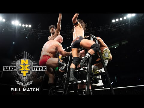 FULL MATCH - NXT North American Championship Ladder Match: NXT TakeOver: New Orleans
