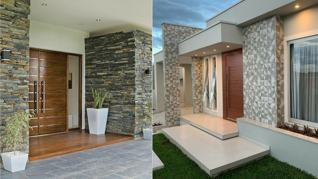 Top 100 House Exterior Wall Design Ideas 2021 Decor Puzzle Youtube
