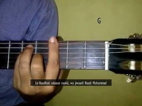 Assalamu'alaika, Maher Zain, Lyrics And Chords | السلام عليك