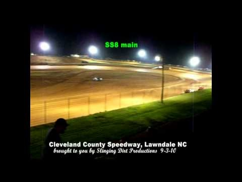 SS8 main.event    Cleveland County Speedway