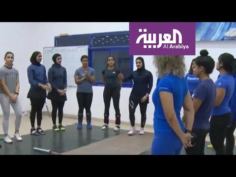 سيدات الكويت ينافسن الرجال في رفع الأثقال  - 23:55-2019 / 10 / 15