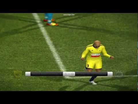 Best Goals PES 2012 Compilation By Mateuszcwks And Rzepek1 Vol.4 (with Commentary) HD 1080p