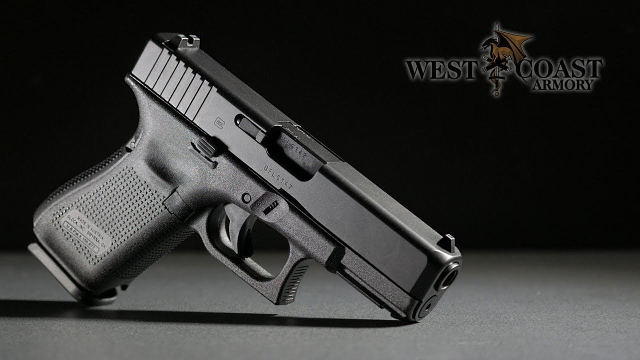 Glock Generation 5 pistol overview! Gen  5 19 and 17