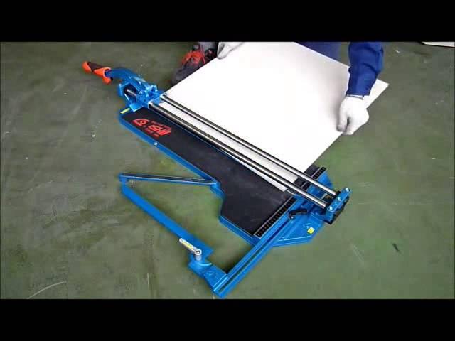 ishii tile cutter 25 5 inch youtube