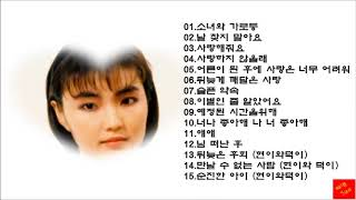 장덕 베스트 모음 15곡 (K-pop) Jang deok Best Collection 15 Songs