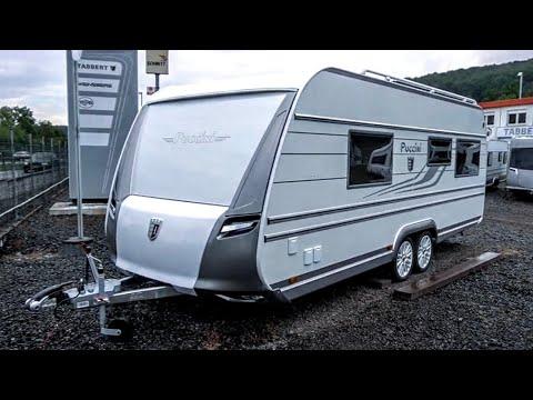 104.000,- Euro: Tabbert Cellini 2021 Slideout Wohnwagen. Caravan Salon Düsseldorf 2020.
