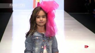 KIDS FASHION FESTIVAL Mercedes-Benz Fashion Week Russia Spring 2016 by Fashion Channel