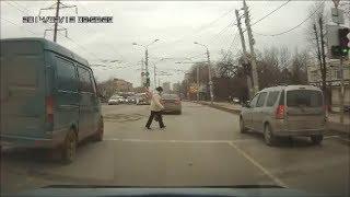 #7 Пешеходы-нарушители не хотят жить? / Idiots!