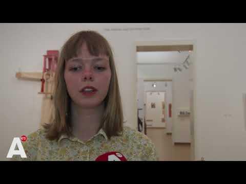 Stedelijk blikt terug op artistieke revolutiejaren: Wilke Walraven
