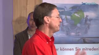 Seegespräche Aufrichtung LIVE mit Siegmund Schreiber vor Publikum