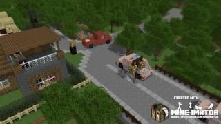 Police Chase - Minecraft Animation