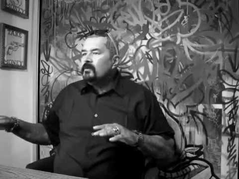 ASKING FRIENDS episode 5 with world famous tattoo collector Compton David
