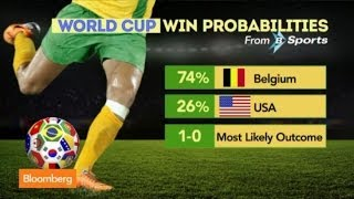 World Cup: Can the U.S. Eke Out a Victory Over Belgium?