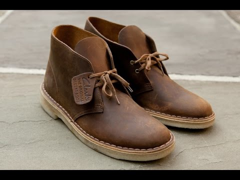 How to Clean Clarks Desert Boots | V.2 | Simple Man Style