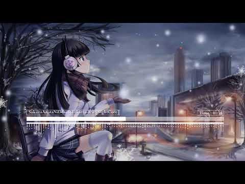 PTL EDM - Sakura Anata Ni DeaeteYokatta-RSP [NightCore]