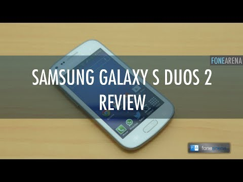 Samsung Galaxy S Duos 2 Review