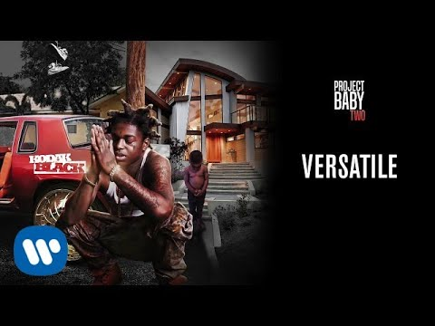 Kodak Black  Versatile  Audio