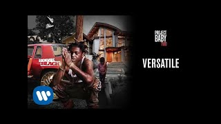 Kodak Black - Versatile (Official Audio)