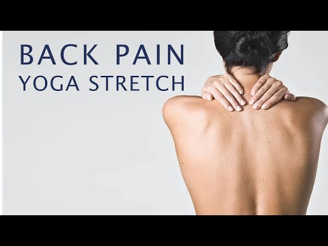 healthy back  bad back yoga lower back pain relief home