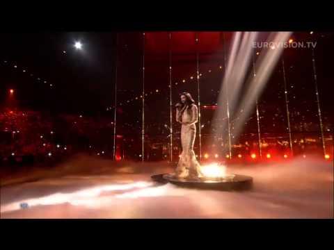 Conchita Wurst - Rise Like a Phoenix (Karaoke version for male voice)