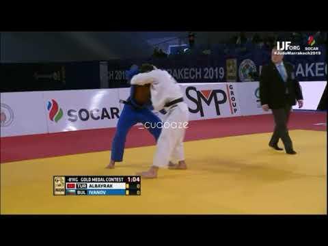Ivanov Ivaylo Vs Albayrak Vedat -81kg Final/ GrandSlam Marrakech 2019