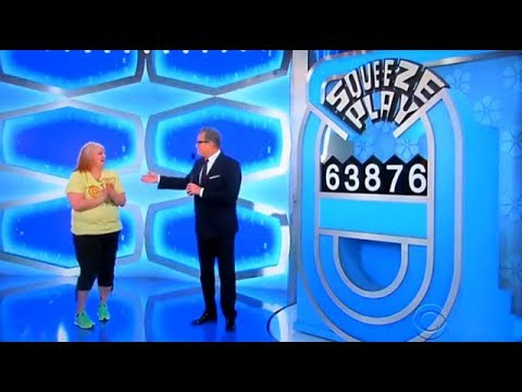 The Price is Right - Squeeze Play - 5/23/2018