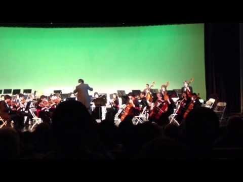 Manhattan Beach Middle School and High School String Ensembles: Hoe Down