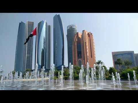 Heart of the Abu Dhabi city.
