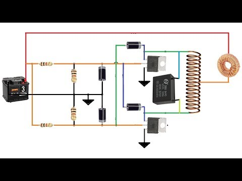 how to make induction heater at home youtubehow to make induction heater at home