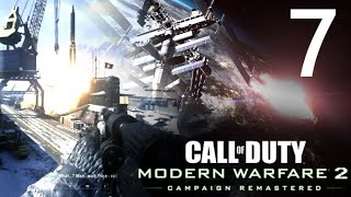 Modern Warfare 2 Remastered (PC, 2020) Part 7 - Contingency, Second Sun (1440p, 60fps)