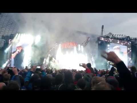 AC/DC Live @ Olympic Stadium Munich 21.05.15 Intro