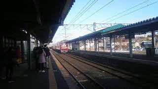 JR貨物 EH500‐36牽引の貨物列車  2020.01.19