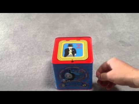Thomas and friends jack in the box.