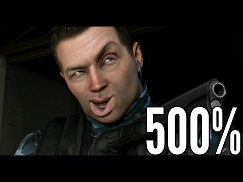 Beyond: Broken but 500% facial animations
