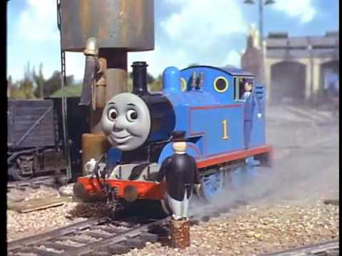 Thomas And The Breakdown Train UK By Ringo Starr