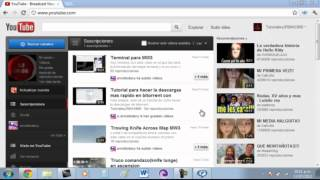 Como descargar videos de youtube con realplayer