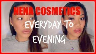 Gambar cover NENA COSMETICS|EVERYDAY TO EVENING|Make-up tutorial|Mich_ika4you