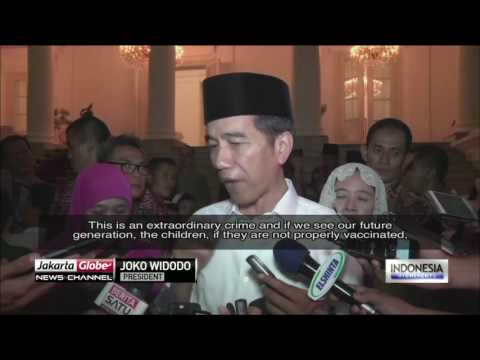 Jokowi Takes Hard Stance On Fake Vaccines