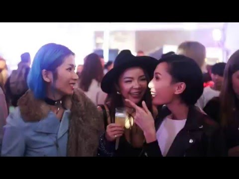 2016 hongkong art week /art central party night