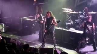 Slayer - Implode - 1.7.2014 The Academy, Dublin, Ireland