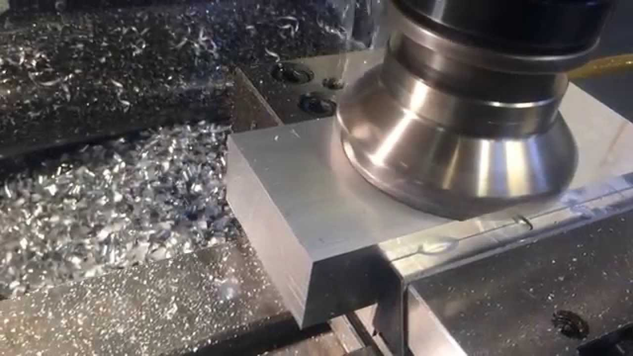 Trick To Drilling Biggish Holes In Sheet Metal With