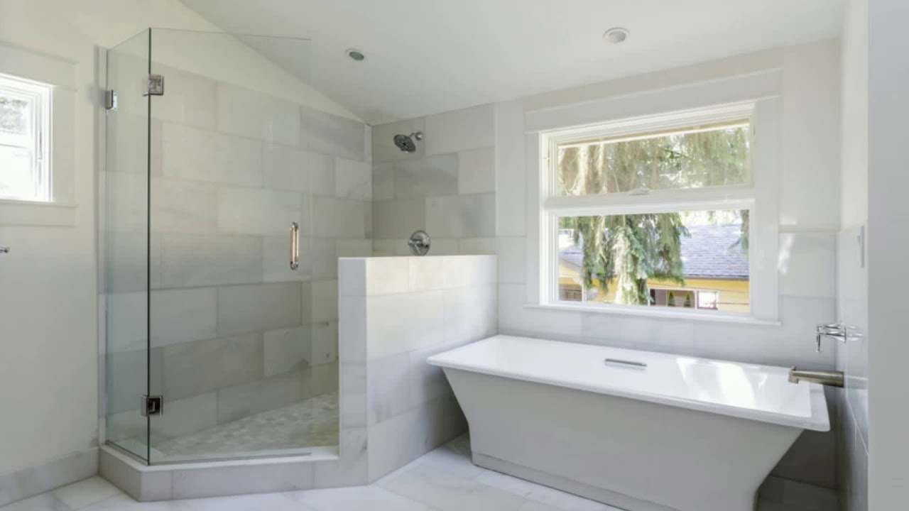 TOP 40 ★ Small Bathroom Designs With Bath And Separate ...