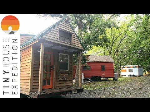 LIVE from Tiny Estates // Tiny House Community & Resort